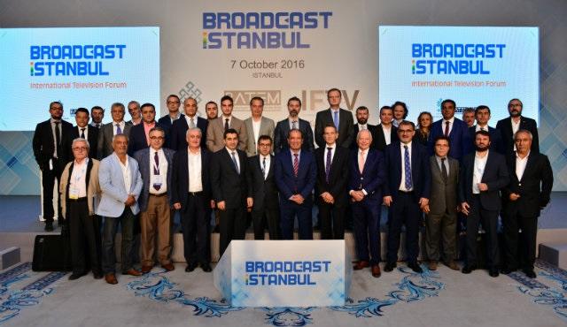 Karasal televizyon yayıncılığının  geleceği masaya yatırıldı!