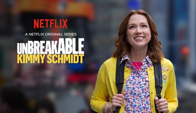 Unbreakable Kimmy Schmidt'in 2. sezonu tanıtıma doymuyor