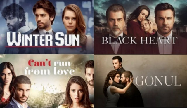 Turkish Series now available on Netflix!