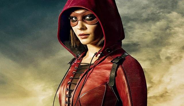 Arrow'dan bir 4. sezon posteri daha geldi