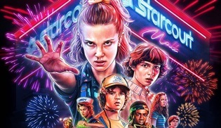 Stranger Things'in 4. sezonundan ilk tanıtım geldi