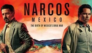 Narcos: Mexico ikinci sezonu ile geri dönüyor!