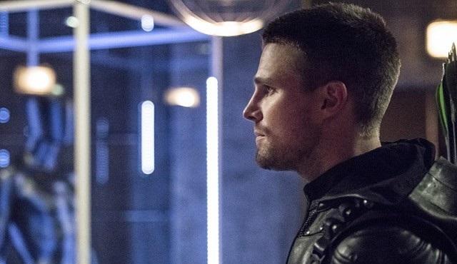 Arrow: 4. sezondan ilk fotoğraflar paylaşıldı