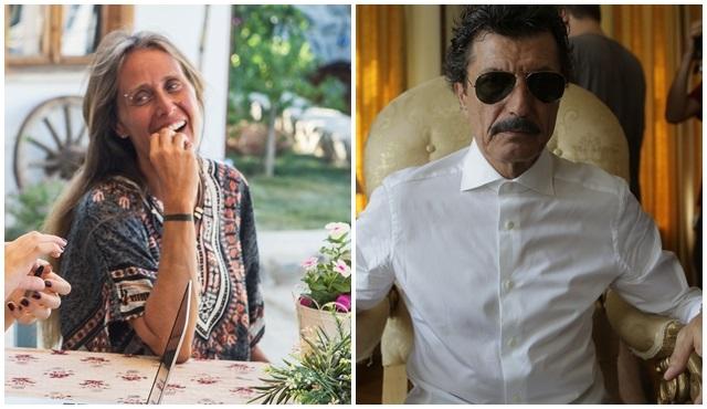 Bennu Gerede ve Burhan Öçal 'Hesapta Aşk' filmine konuk oluyor!