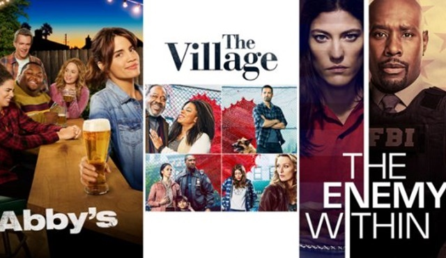 NBC kanalı Abby's, The Village ve The Enemy Within'i de iptal etti
