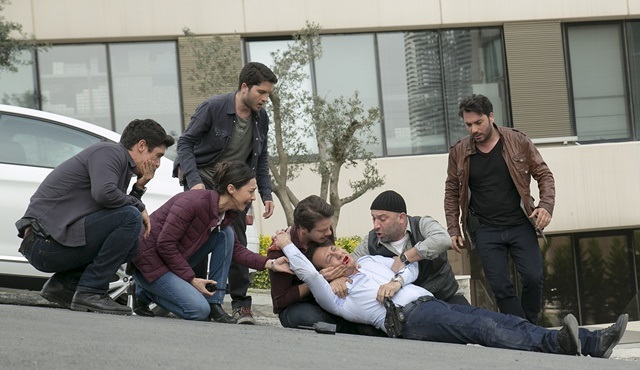 Back Streets: Everyone's devastated as Hüsnü gets shot
