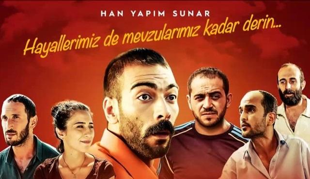 Yolunda A.Ş. filmine Frankfurt Türk Film Festivalin'den Seyirci ödülü!