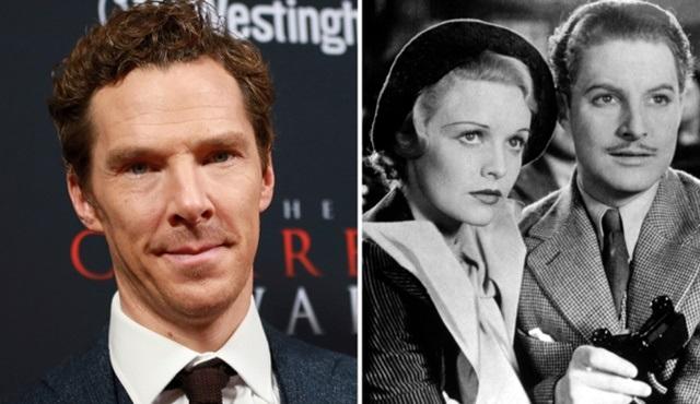 Benedict Cumberbatch, The 39 Steps dizisinin kadrosuna katıldı
