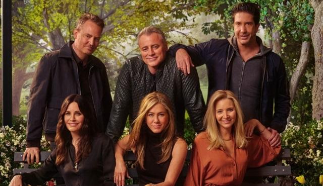 Friends: The Reunion'ın fragmanı ve afişi yayınlandı