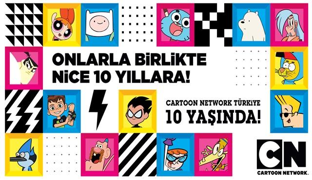 Cartoon Network on yıl önceki yayın akışıyla ekrana gelecek!