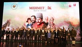 Mehmetçik Kut'ül-Amare dizisinin tanıtımı ve ilk gösterimi yapıldı!