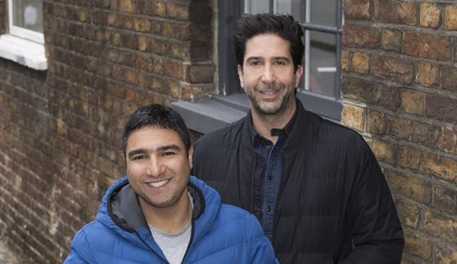 Sky One'dan David Schwimmer'lı yeni dizi: Intelligence