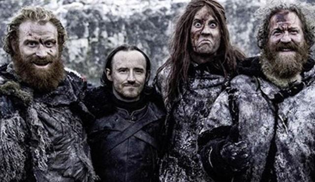 Ünlü metal grubu Mastodon, geçen hafta Game of Thrones'a konuk oldu