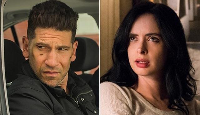 Netflix, The Punisher ve Jessica Jones'u da iptal etti