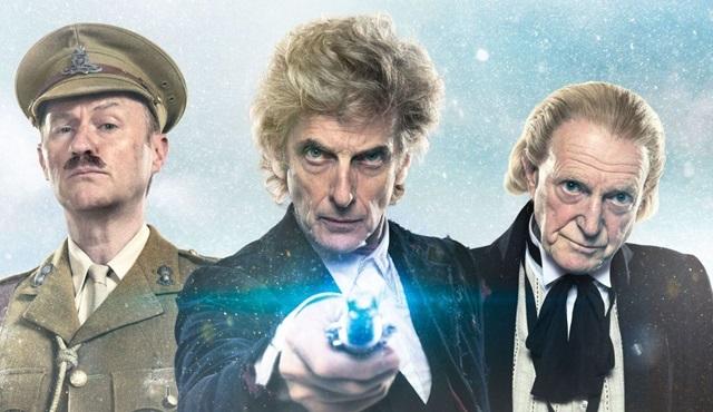 Doctor Who'nun Noel özel bölümünden yeni bir tanıtım geldi