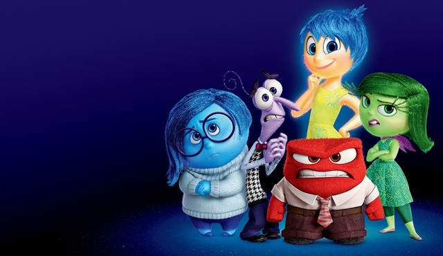 Ters Yüz (Inside Out) filmi Tv'de ilk kez atv'de ekrana gelecek!