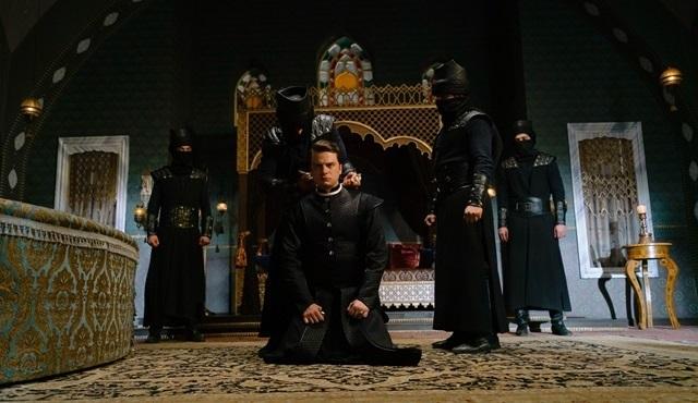 Sultan Murad, Şehzade Bayezid'in idam hükmünü veriyor!