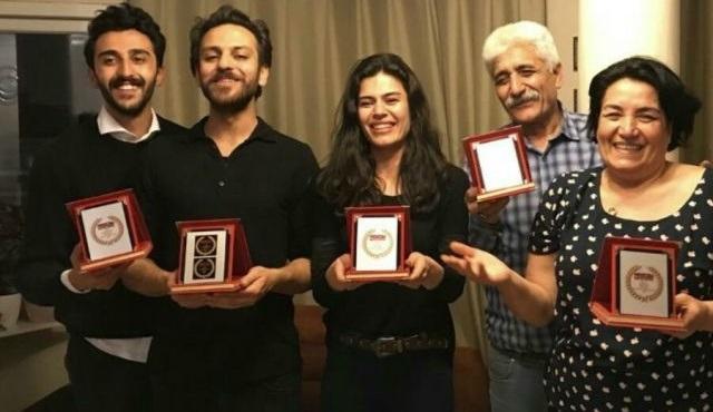Erkan Kolçak Köstendil'in Suma'sına Moskova Indie Film Festivali'nde ödül yağdı!