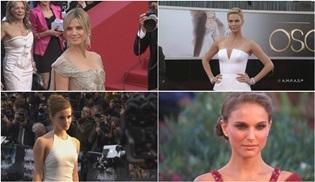 Hollywood yıldızlarının incelendiği Ünlülerin Stili, TV8,5'ta başlıyor!