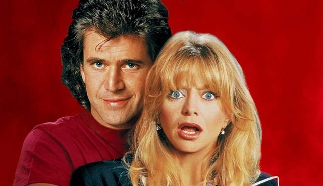 """Mel Gibson, Goldie Hawn, David Carradine'in olduğu """"Teldeki Kuş"""", D-Smart ekranlarında!"""