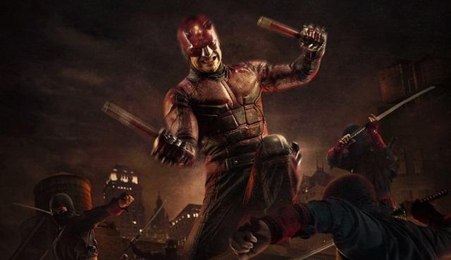 Daredevil'ın 2. sezonundan yeni bir poster paylaşıldı