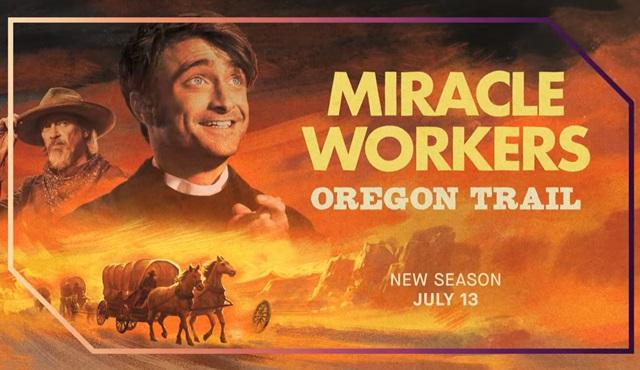 Miracle Workers, üçüncü sezonuyla 13 Temmuz'da ekrana dönüyor