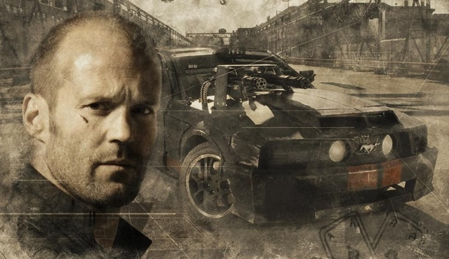 Jason Statham'lı ''Ölüm Yarışı'' ATV'de ekrana geliyor!