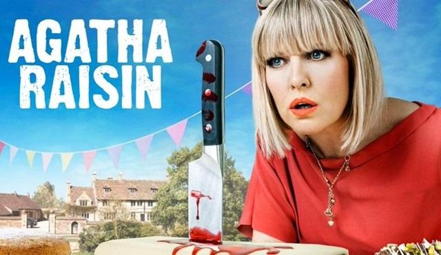 Agatha Raisin dizisi 3. sezon onayını aldı