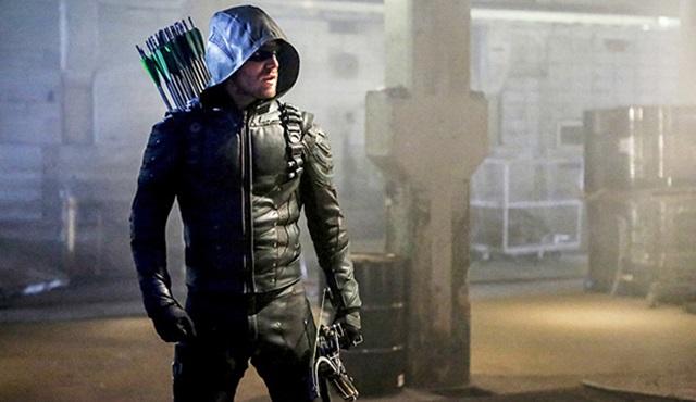Arrow'un 5. sezonundan ilk fotoğraflar çıktı
