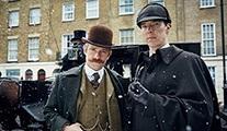 Sherlock, Yılbaşı Özel bölümü tekrarıyla TLC