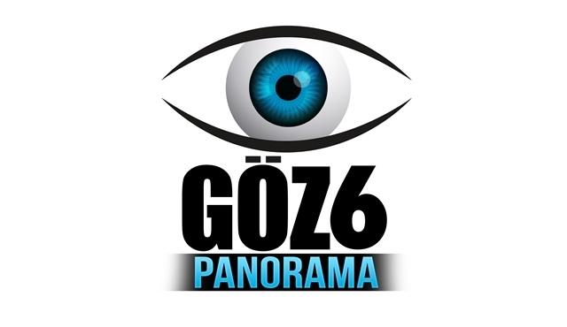 """""""GÖZ6 Panorama"""" hafta içi her gün canlı yayınla TV8'de!"""