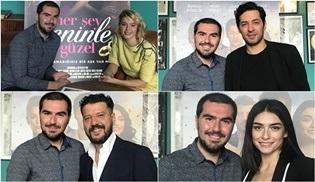 Her Şey Seninle Güzel filminin oyuncuları, Deniz Ali Tatar'la 6. Seans'a konuk oldu!
