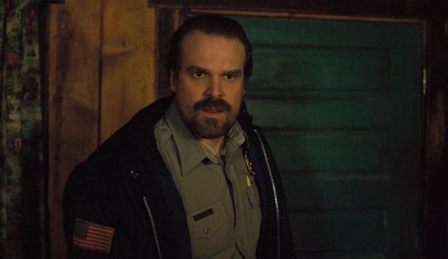 David Harbour: Stranger Things'in 3. sezonu muhtemelen 2019'a kadar gelmeyecek