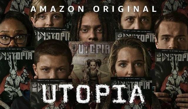 Amazon Prime için uyarlanan Utopia dizisi 25 Eylül'de başlıyor