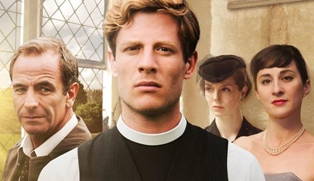 Grantchester dizisi dördüncü sezon onayını aldı