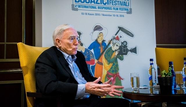 Robert McKee, Uluslararası Boğaziçi Film Festivali için Türkiye'de!