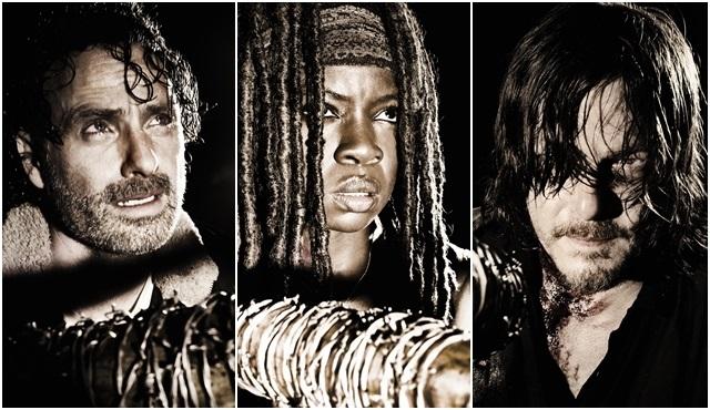 The Walking Dead 7. sezonu tüm dünya ile aynı anda Türkiye'de!