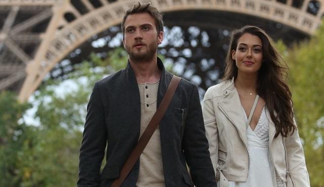 Çukur'un Paris'teki setinden ilk kareler yayınlandı!
