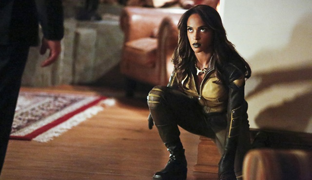Vixen, Legends of Tomorrow'a dahil oluyor