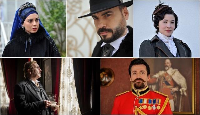 Payitaht Abdülhamid'in kadrosuna yeni oyuncular katıldı!