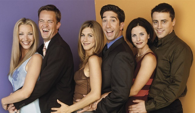 Bu kalp seni unutmaz: En eğlenceli 10 Friends bölümü