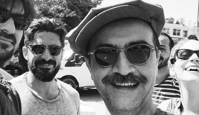 Yılmaz Erdoğan'ın yeni sinema filmi Ekşi Elmalar'dan haber var!