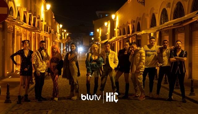 BluTV'nin yeni gençlik dizisi HİÇ, 19 Şubat'ta başlıyor!
