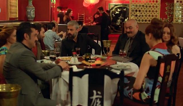 Poyraz Karayel tayfası Çin Lokantasına giderse!