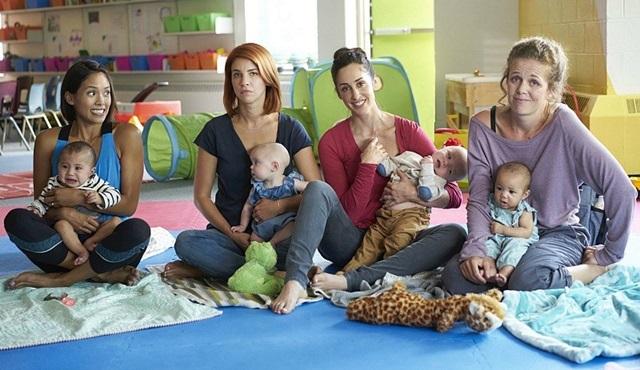 Workin' Moms dizisi üçüncü sezon onayını aldı