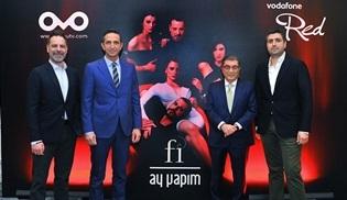Vodafone, puhutv'nin ilk orijinal içeriği Fi'nin ana sponsoru oldu!