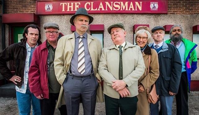 BBC One, Still Game dizisine dokuzuncu sezon onayı verdi