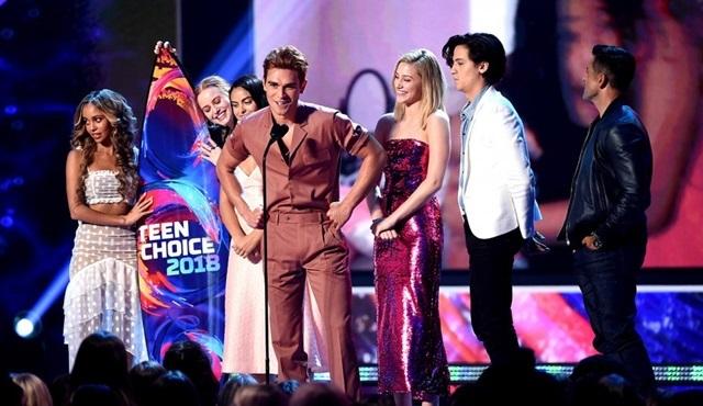 2018 Teen Choice Ödülleri'nde kazananlar belli oldu