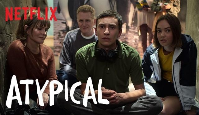 Atypical'ın 3. sezonunun tanıtımı ve posteri yayınlandı