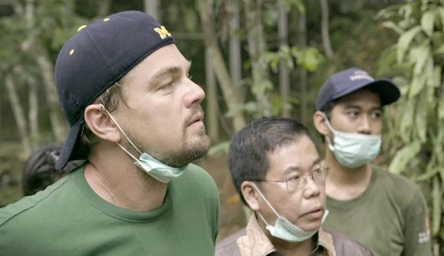 Leonardo DiCaprio ile Tufandan Önce Belgeseli, Nat Geo'da!